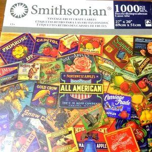 Smithsonian Puzzle
